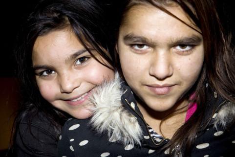 Roma Sisters, Gent, Belgium. December 2010
