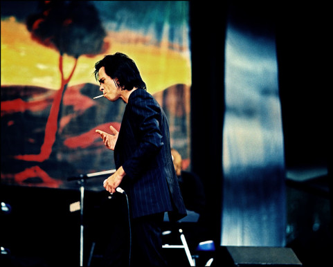 Nick Cave. 1998