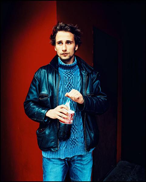 Matthias Schoenaerts. 2003