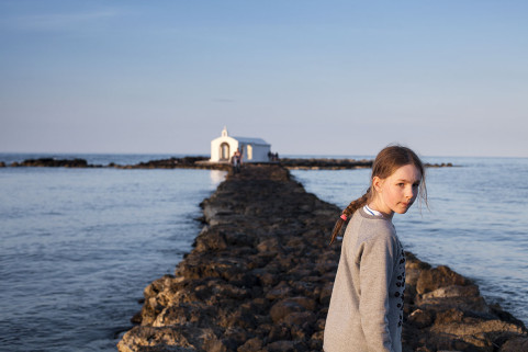 Crete, April 2014