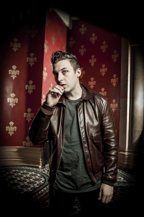Matt Helders (Arctic Monkeys), London. June 2013