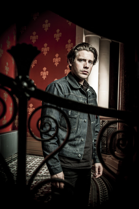 Jamie Cook (Arctic Monkeys), London. June 2013