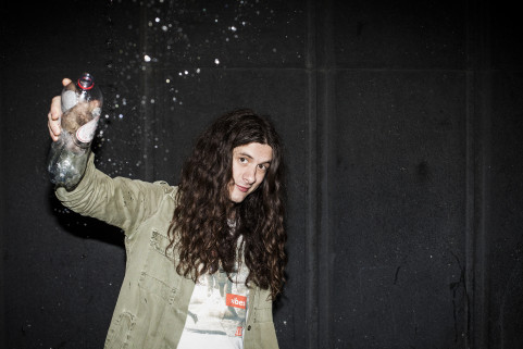 Kurt Vile, Brussels. December 2013