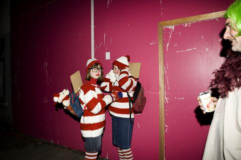 Oiljst Carnaval. Aalst 2012