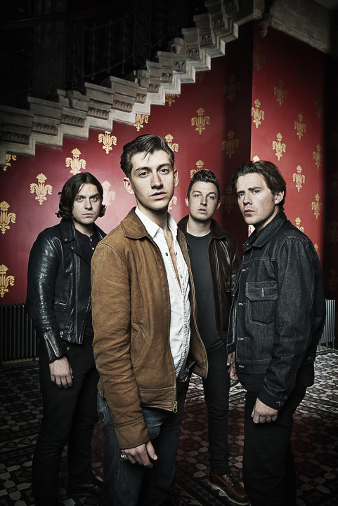 Arctic Monkeys, London. June 2013