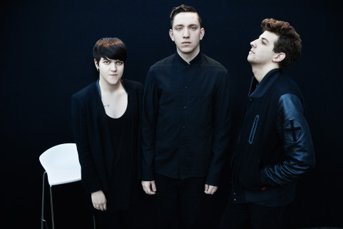 The XX, Werchter. July 2012