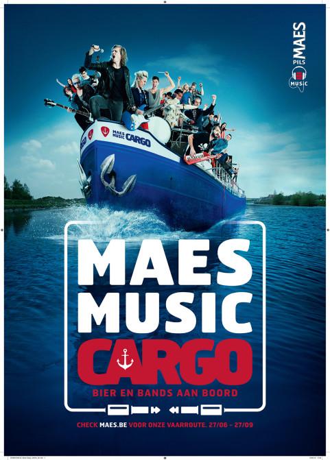 Maes Cargo. 2013