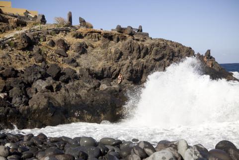 Las Eras, Tenerife. July 2011