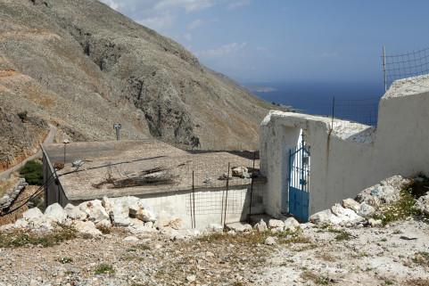 Crete, Hora Sfakion. April 2014