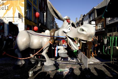 Oilsjt Carnaval. Aalst 2011