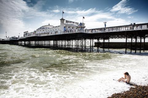 Brighton, U.K. May 2009