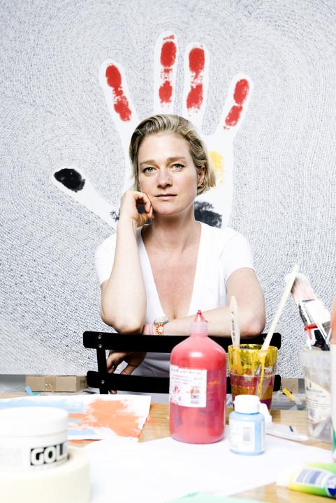 Delphine Boël, Brussels. 2009