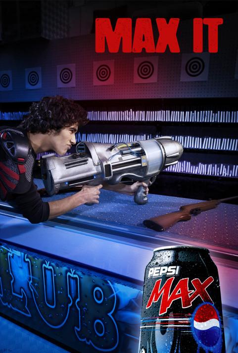 Pepsi Max for VVL/BBDO. 2009