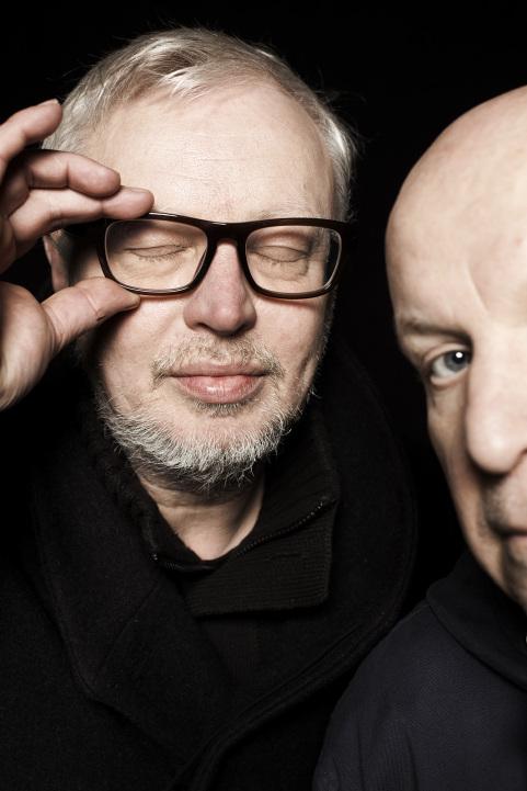 Stijn Meuris & Frank Vander Linden. Vilvoorde, January 2015.