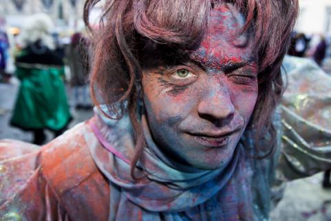Oiljst Carnaval. Aalst 2015