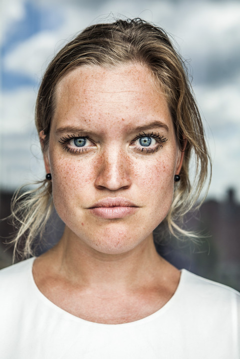 Renee Kelder, Amsterdam, June 2014.