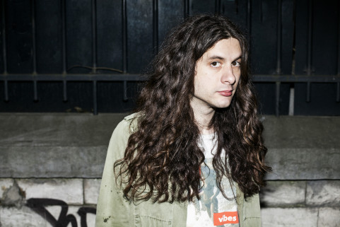 Kurt Vile. Brussels, December 2013