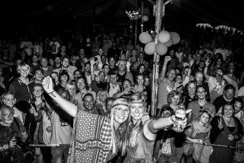 Tarzan's My Daddy, Woodstock aan de Waal, Tiel, Nederland. June 2015.