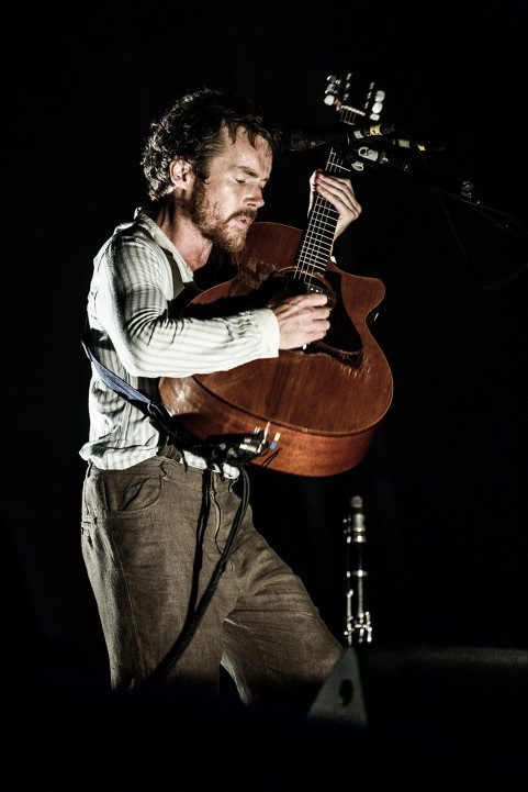 Damien Rice. A Summer's Tale. Luhmühlen, Germany. August 2015.