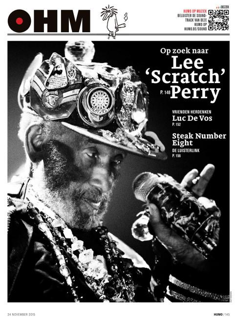Lee Scratch Perry. Brugges, November 2015.