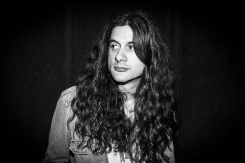 Kurt Vile. Brussels, December 2013.