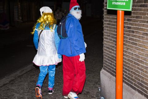 Oilsjt Carnaval. Aalst 2016