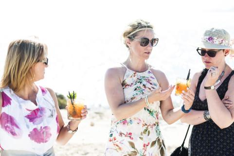 Annabelle & Mathieu. Ibiza. May 2016