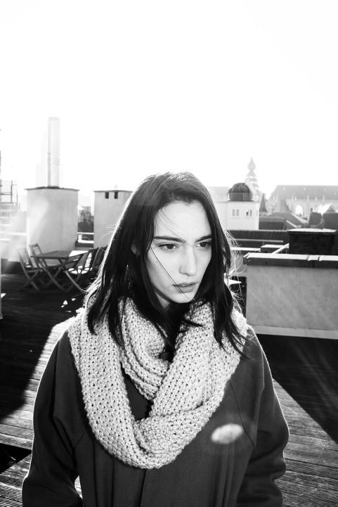 Amelie Lens. Antwerpen. December 2012