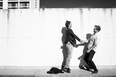 Matteo Simoni & Bart Hollanders