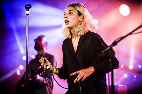 Intergalactic Lovers, Go West Festival, Diksmuide. September 2016