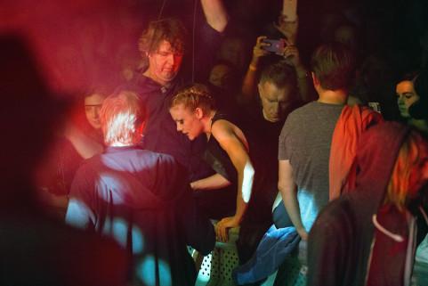 Trixie Whitley, Go West Festival, Diksmuide. September 2016