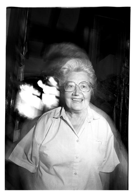 My grandmother Ivy.