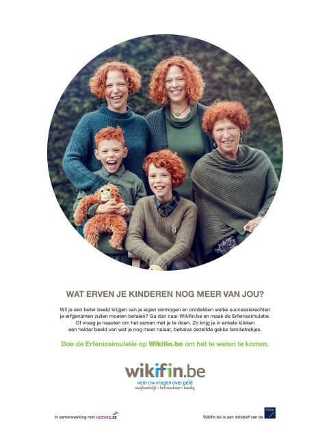 Wikifin. VVL/BBDO AD: Cristina Gesulfo