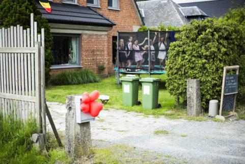 Gunther & Karen. Sint-Niklaas. June 2016
