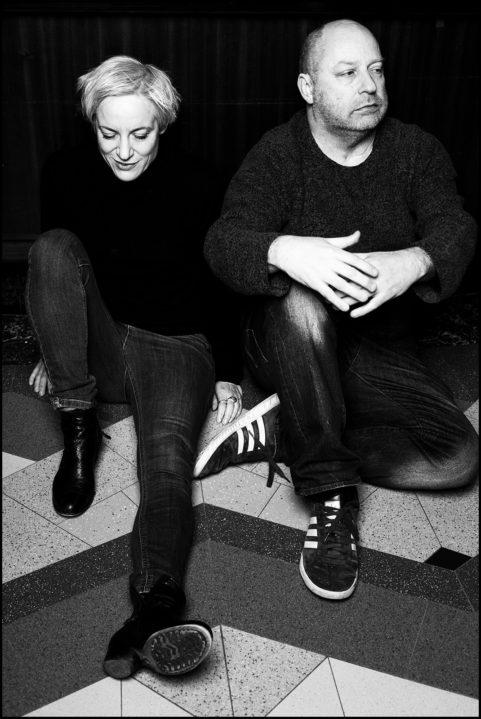 Meg Stuart & Tim Etchells. Leuven. 2016