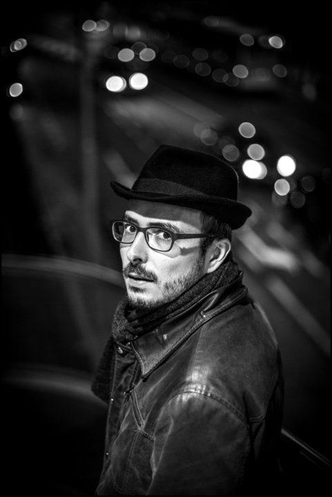 Antoine Deltour. Luxemburg. 2016