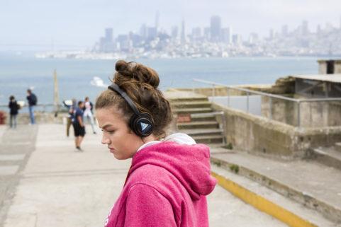 Alcatraz. San Francisco. California. July 2017