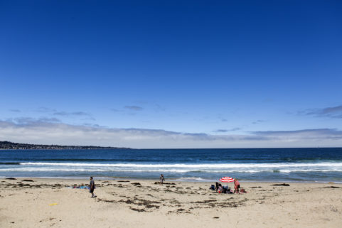 Monterey. California. July 2017
