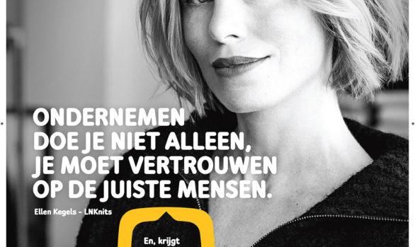 Ellen Kegels for Telenet.