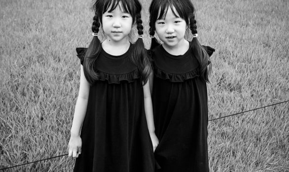 Twins (Hakone Open Air Museum, Japan, August 2019)