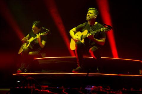 Rodrigo Y Gabriela. Roma. Antwerp. 2019
